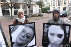 Двенадцатая годовщина исчезновения Виктора Гончара и Анатолия Красовского