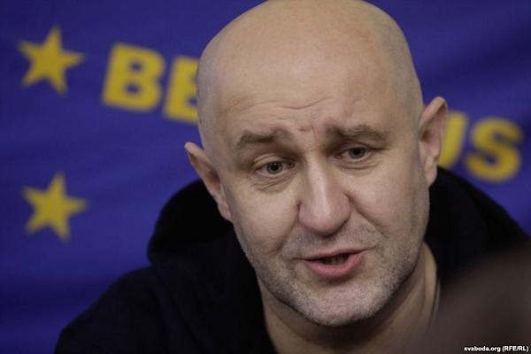 Состоялась пресс-конференция Андрея Санникова и Дмитрия Бондаренко