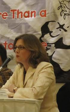 Ирина Красовская принимает участие в конференции в Аддис-Абебе