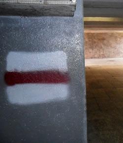 Бело-красно-белые флаги в Минске