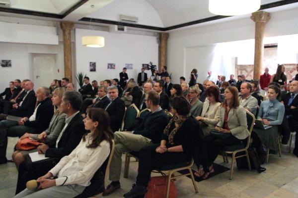 Офис сайта charter97.org открылся в Варшаве