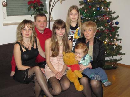 Людмила Карпенко: Я страдаю от невозможности посетить могилы родных людей