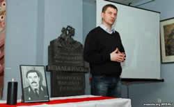 В Минске прошел вечер памяти Юрия Захаренко