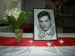 У Менску прайшла вечарына памяці Дзмітрыя Завадскага