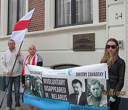 В Нидерландах прошла акция солидарности