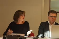 Международная коалиция против насильственных исчезновений провела рабочеее мероприятие в Женеве