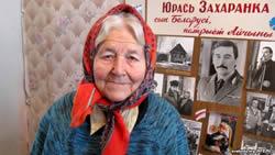 Ульяна Захаранка: Я адна-адзінюткая ў доме
