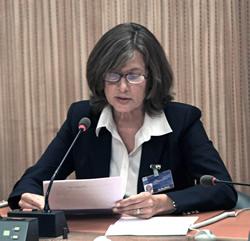 Ирина Красовская приняла участие в слушаниях ООН по пыткам и исчезновениям в Женеве