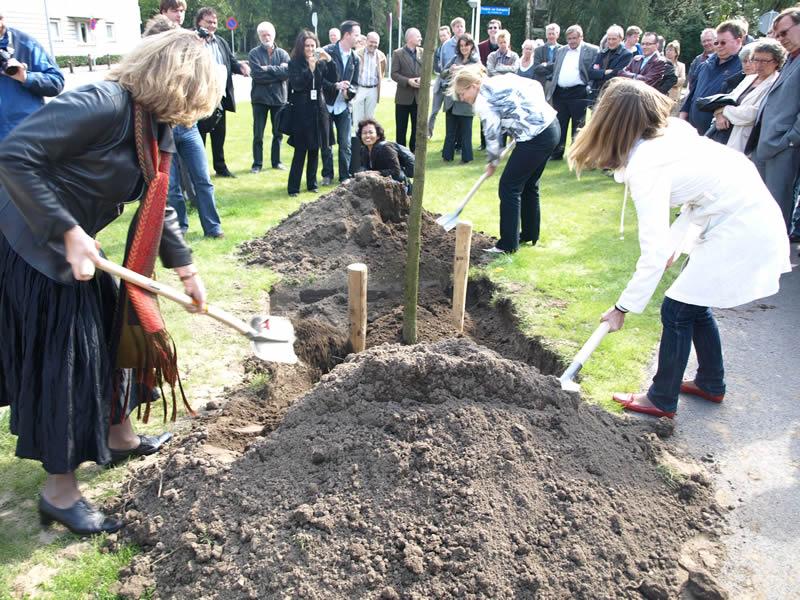 В 15-ю годовщину похищения Виктора Гончара и Анатолия Красовского в Эйндховене пройдет церемония почтения памяти насильственно исчезнувших белорусов